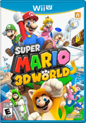 Super Mario 3D World - Wii U Game