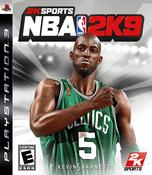 NBA 2K9 - PS3 Game
