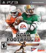 NCAA Football 13 - PS3 Game