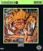 Legendary Axe - Turbo Grafx 16 Game