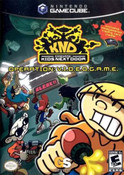 Codename Kids Next Door Operation Videogame - Gamecube Game