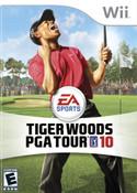 Tiger Woods PGA Tour 10 - Wii Game