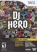 DJ Hero - Wii Game
