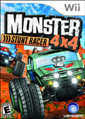 Monster 4x4 Stunt Racer - Wii Game