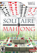 Solitaire & Mahjong - Wii Game
