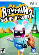 Rayman Raving Rabbids 2 - Wii Game