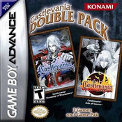 Castlevania Double Pack - Game Boy Advance Game