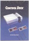 Control Deck (REV 6-8) - NES Manual