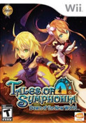 Tales of Symphonia Dawn of the New World - Wii Game