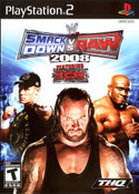 WWE Smackdown vs Raw 2008 - PS2 Game