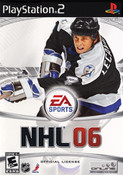 NHL 06 - PS2 Game