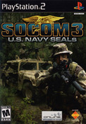 Socom 3 U.S. Navy Seals - PS2 Game