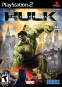 Incredible Hulk, The - PS2 Game