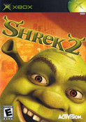 Shrek 2 - Xbox Game