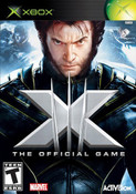 X-Men 3 The Official Game - Xbox Game