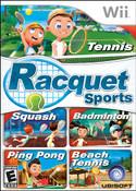 Racquet Sports - Wii Game