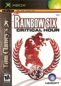 Rainbow Six Critical Hour - Xbox Game