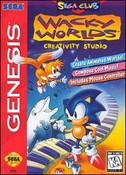 Wacky Worlds - Genesis Game