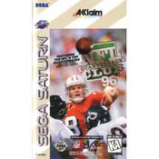 NFL Quarterback Club 96 - Saturn Game