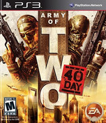 Army of Two The 40th Day - PS3 Game