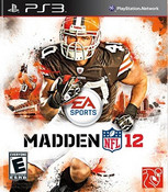 Madden 12 - PS3 Game