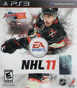 NHL 11 - PS3 Game