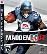 Madden NFL 07 - PS3 Game