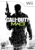 Call of Duty Modern Warfare 3 - Wii Game