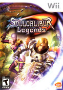 Soulcalibur Legends Wii Game