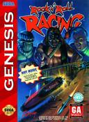 Rock 'N Roll Racing Genesis box cover