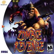 Complete Zombie Revenge - Dreamcast Game