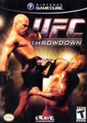 UFC Throwdown - GameCube Game