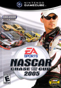 Nascar Chase for the Cup 2005 - GameCube Game