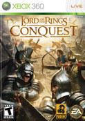 Lord of the Rings Conquest, The - Xbox 360 Game
