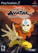Avatar The Last Airbender - PS2 Game