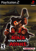 Ninja Assault - PS2 Game