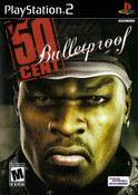 50 Cent Bulletproof - PS2 Game