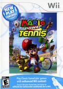 Mario Power Tennis - Wii Game