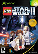 Lego Star Wars II The Original Trilogy - Xbox Game