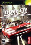 Driver Parallel Lines - Xbox Game