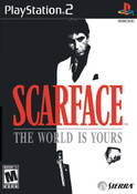 Scarface The World is Yours - PS2 Game