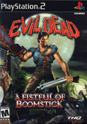 Evil Dead A Fistful of Boomstick - PS2 Game