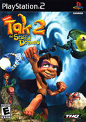 Tak 2 The Staff of Dreams - PS2 Game