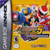 Mega Man Battle Network 5 Protoman