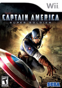 Captain America Super Soldier - Wii Game