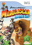 Madagascar Kartz - Wii Game