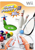 Game Party 3 - Wii Game