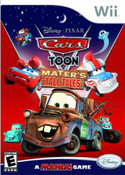 Cars Toon Mater's Tall Tales - Wii Game