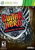 Guitar Hero Warriors of Rock - Xbox 360 Game