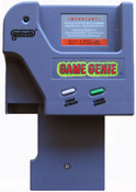 Game Genie with Book - Game Boy